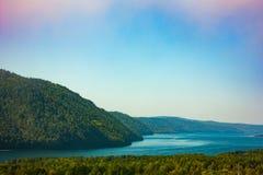 Lac Baikal images libres de droits