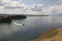 Lac Bailkal Image libre de droits