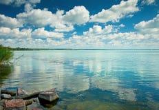 Lac Balaton photo stock