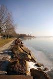 Lac Balaton image stock