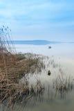 Lac Balaton Photographie stock