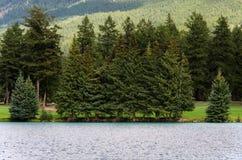Lac Beauvert Photo libre de droits