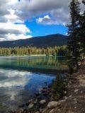 Lac Beauvert Stock Photo