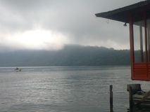 Lac Bedugul Images libres de droits