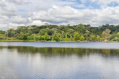 Lac Bernardo de sao Photo stock