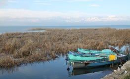 Lac Beysehir photos libres de droits