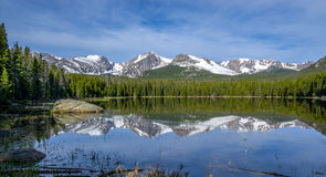 Lac Bierstadt Image stock