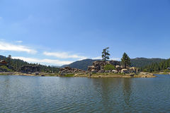 Lac big Bear Photo libre de droits