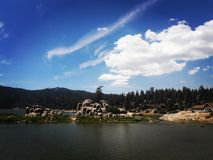 Lac big Bear Photo stock