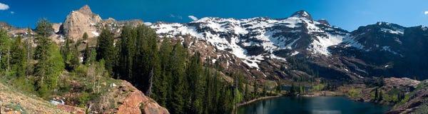 Lac Blanche Photos libres de droits