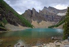 Lac bleu Photos libres de droits
