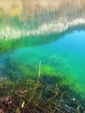 Lac bleu Russie Kabardino-Balkarie Image libre de droits