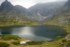 Lac Bliznaka Photos libres de droits