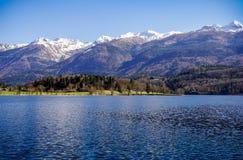 Lac Bohinj Photos stock