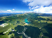 Lac Bolboci Images libres de droits