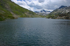 Lac Bramant - 3a Stock Image