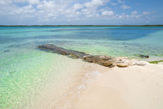 Lac Cai lagoon, Bonaire Stock Photo