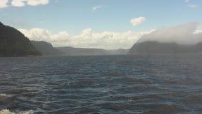 Lac canadien Photo libre de droits