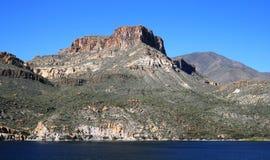 Lac canyon Photographie stock libre de droits