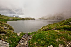 Lac Capra Photographie stock