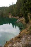 Lac Carezza Images stock
