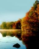 Lac Carmel Photos libres de droits