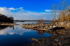 Lac Carra Image stock