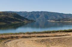 Lac Casitas Photo libre de droits