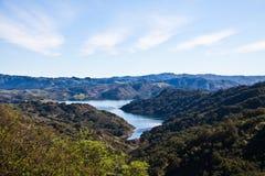 Lac Casitas Photographie stock libre de droits