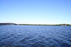 Lac Champlain Photos libres de droits