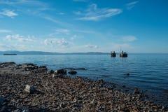 Lac Champlain Images libres de droits
