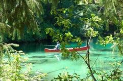 Lac clair, Orégon photos libres de droits