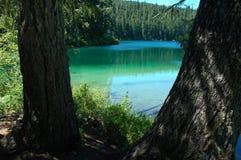 Lac clair, Orégon images libres de droits