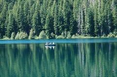 Lac clair, Orégon Photo stock