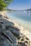 Lac clean water image libre de droits
