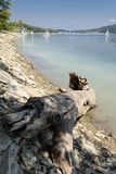 Lac clean water photographie stock libre de droits