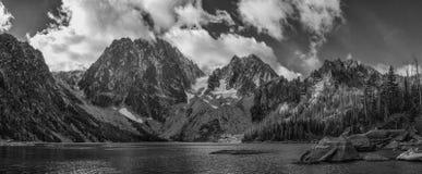 Lac Colchuck, Washington State Photos stock