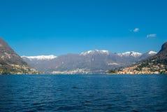 Lac Como Images stock