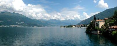 Lac Como Images libres de droits