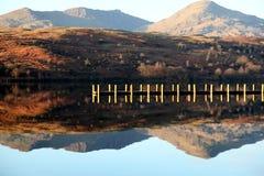Lac Coniston images libres de droits