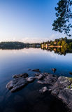 Lac correzien Royalty Free Stock Images