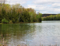 Lac country Photographie stock libre de droits