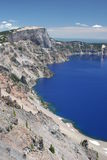 Lac crater du nord-ouest Images stock