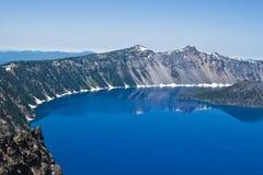 Lac crater, Orégon Photo stock