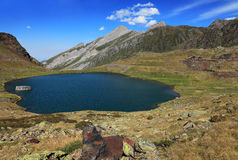 Lac D'Anglas Royalty Free Stock Images