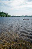 Lac d'eau doux Image stock