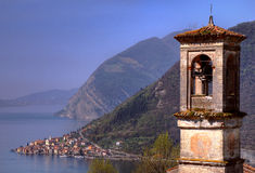lac d'iseo Image stock