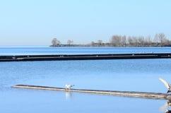 Lac d'Ontario Photos libres de droits