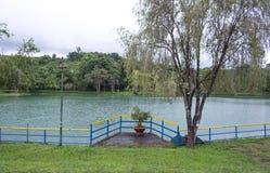 Lac Dambri photo stock