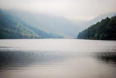Lac dans Gledalough Irlande image stock